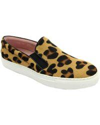 Elia B - Pukka Women's Slip-ons (shoes) In Brown - Lyst
