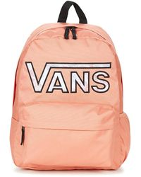 Vans | Realm Flying V Backpack Women's Backpack In Pink | Lyst