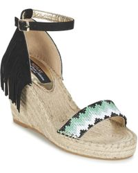 Replay - Chate Women's Sandals In Black - Lyst