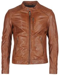 Oakwood - AGENCY hommes Veste en Marron - Lyst