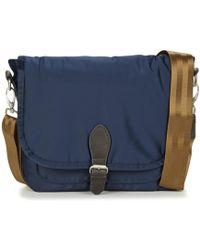 Bensimon - City Besace Women's Shoulder Bag In Blue - Lyst