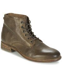 Blackstone - Jm29 Men's Mid Boots In Brown - Lyst
