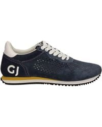 GAUDI - V71-65104 Trainers Man Blue Men s Shoes (trainers) In Blue - 1cab6203cdd