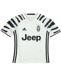 c225c2aa1b8 Adidas 2017-18 Juventus Third Shirt (chiellini 3) - Kids Women s T ...