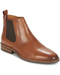 Tommy Hilfiger | Daytona 4a Men's Mid Boots In Brown | Lyst