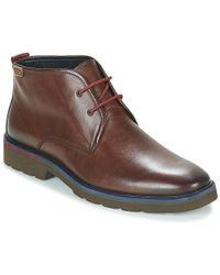 Pikolinos - Salou M9m Men's Mid Boots In Brown - Lyst