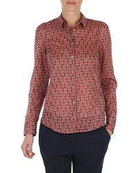 Marc O'polo - Annabelle Women's Shirt In Pink - Lyst