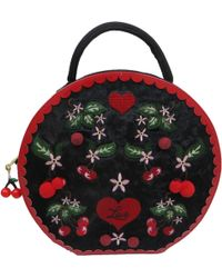 Irregular Choice - Cherry Love Women's Handbags In Black - Lyst
