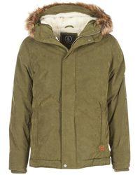 Volcom - Goodman Jkt Men's Jacket In Green - Lyst