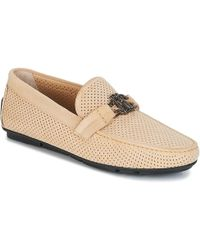Roberto Cavalli - 4217 Men's Loafers / Casual Shoes In Beige - Lyst
