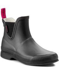 Tretorn - Eva Lag Black 472953 Women's Wellington Boots In Black - Lyst