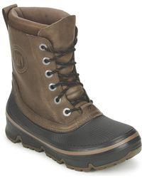 Tecnica - Sottozero F° Men's Snow Boots In Brown - Lyst