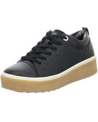 S.oliver - Plateau Women's Shoes (trainers) In Black - Lyst