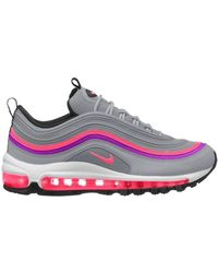 Nike - Wmns Air Max 97 Women's Shoes (trainers) In Grey - Lyst