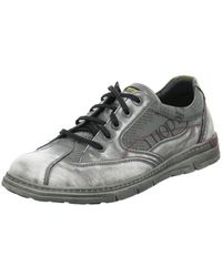 Krisbut - 49803 Men's Casual Shoes In Grey - Lyst