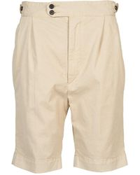 JOSEPH - Dean Women's Shorts In Beige - Lyst