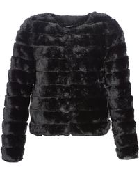 Vero Moda - VMAVENUE femmes Veste en Noir - Lyst