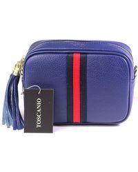 Toscanio - A155 Women's Handbags In Multicolour - Lyst