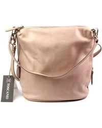 Toscanio - 681 Women's Shoulder Bag In Pink - Lyst