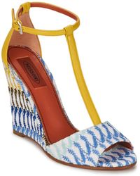Missoni - Xm003 Women's Sandals In Multicolour - Lyst