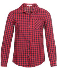 Moony Mood - Dagime Women's Shirt In Red - Lyst