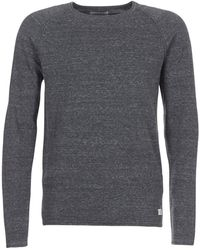 Jack & Jones - Jorunion Men's Sweater In Grey - Lyst