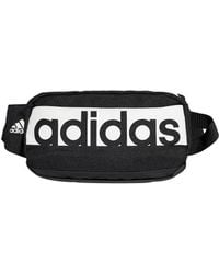 1382d4f8ff2 Adidas Lin Per Tb S Men s Sports Bag In Red in Red for Men - Lyst