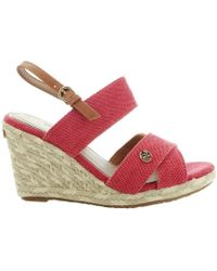 Wrangler - Brava Cross Wl171613 Women's Espadrilles / Casual Shoes In Red - Lyst