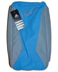 Adidas F50 Shoebag Men s Sports Bag In Blue in Blue for Men - Lyst 8e7a436a27
