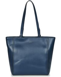 Esprit - Fay Shopper Women's Shoulder Bag In Blue - Lyst
