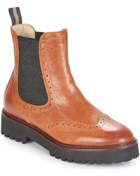 Marc O'polo - Lucia 6b Women's Mid Boots In Brown - Lyst