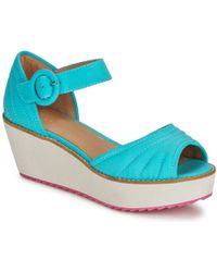Shellys London - Kulich Women's Sandals In Multicolour - Lyst