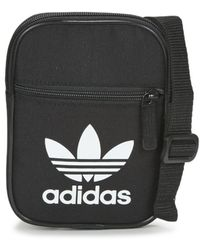 adidas - Festival Bag Men's Pouch In Black - Lyst