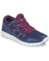 Nike S Free Run 2 Ext Running Trainers 536746 801 Sneakers