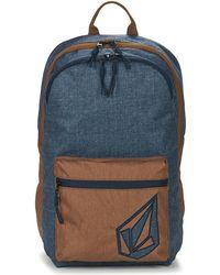 Volcom - Academy Men's Backpack In Multicolour - Lyst