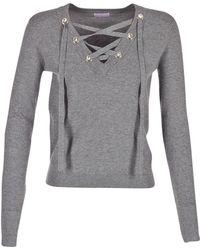 Moony Mood - Haler Women's Sweater In Grey - Lyst
