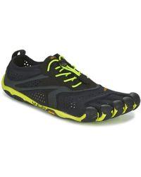 bd88fc897492e3 Vibram Fivefingers - Bikila Evo 2 Men s Running Trainers In Black - Lyst