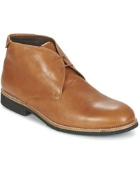 So Size - Singler Men's Mid Boots In Brown - Lyst
