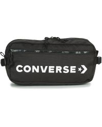 4fd922226d Converse Core Poly Cross Body Bag - Star Chevron Black Men s ...