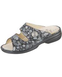 Finn Comfort - Sansibar Women's Clogs (shoes) In White - Lyst