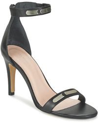 IKKS - Sandy Women's Sandals In Black - Lyst