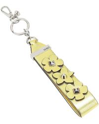 Guess - Rwm663 13600 Keyring Accessories Yellow Men's In Yellow - Lyst