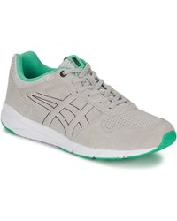 Onitsuka Tiger - Shaw Runner Men's Shoes (trainers) In Grey - Lyst