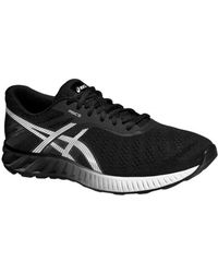 Asics - Fuzex Lyte 9001 Men's Running Trainers In White - Lyst