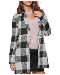 Infinie Passion - Mid-length Coat Pink 00w060746 Women's Coat In Pink - Lyst