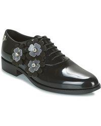 Lemon Jelly - Peony Women's Casual Shoes In Black - Lyst