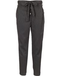 Betty London - Hookette Women's Trousers In Black - Lyst