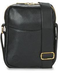 Mi-Pac - Flight Bag Tumbled Men's Pouch In Black - Lyst