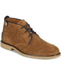 Faguo - Lime02 Men's Mid Boots In Brown - Lyst