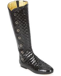 French Sole - Pumpkin Women's High Boots In Black - Lyst